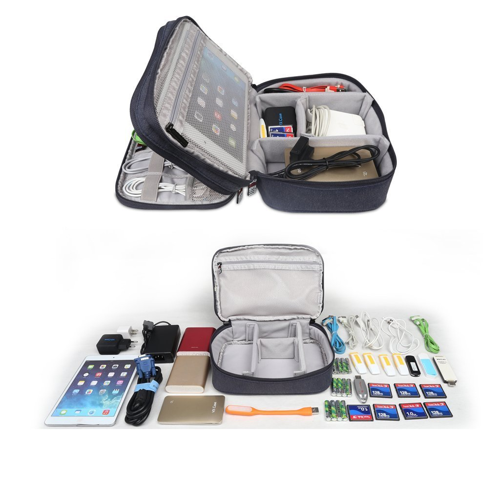 Chargers & Cables Organizer 5