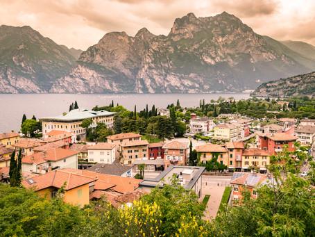 سحر وجمال بحيرة غاردا-إيطاليا