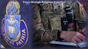 Peace through Religious Expertise: Strategic Peacebuilding and the U.S. Army Chaplain Corps