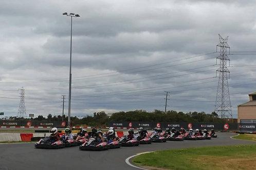 Bruce Hill Memorial Xmas Go Karts