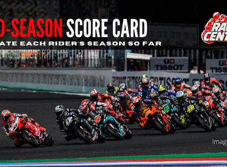 Mid-Season Score Card