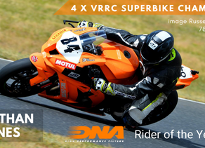 NATHAN JONES – DNA HIGH PERFORMANCE FILTERS RIDER OF THE YEAR