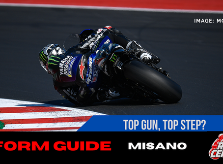 Form Guide – San Marino Grand Prix