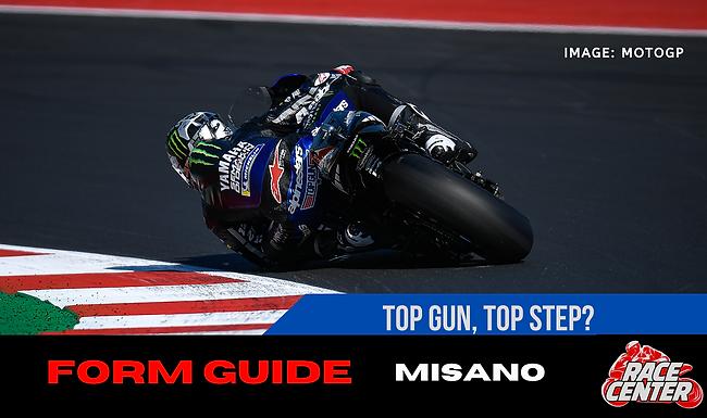 Form Guide – San Marino Grand Prix