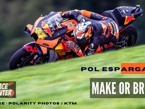 Make or Break for Pol