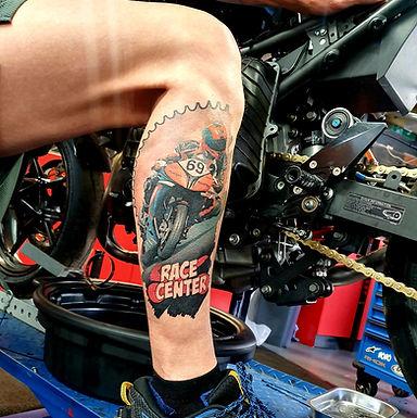 What an Honour – Boner's Tattoo