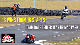 A Dominant Weekend for Team Race Center at Mac Park