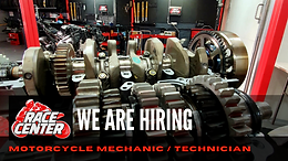 Motorcycle Mechanic / Technician Wanted – Race Center