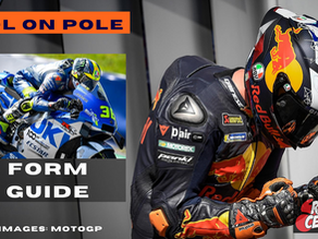 Form Guide - BMW M GRAND PRIX OF STYRIA