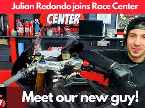 Introducing Julian Redondo