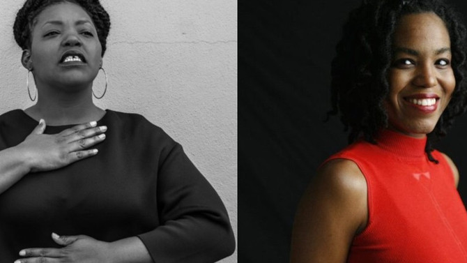 UPDATE --- TORCH Wildfire Reading Series: 1/31/16 Mahogany L. Browne & Kelene Blake