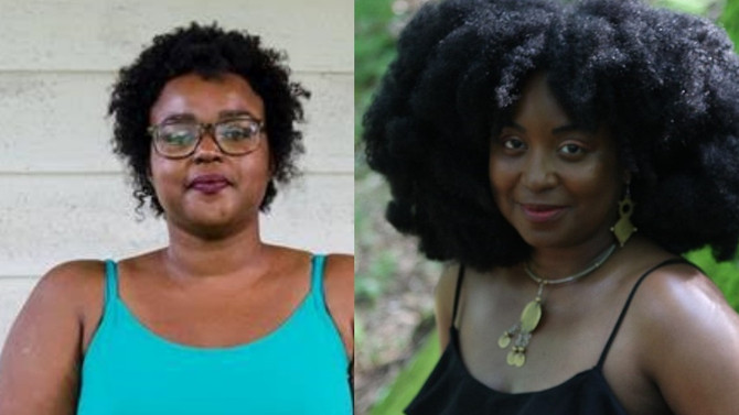 3/30/17 - TORCH Wildfire Reading Series: Sequoia Maner & Sheree Renée Thomas