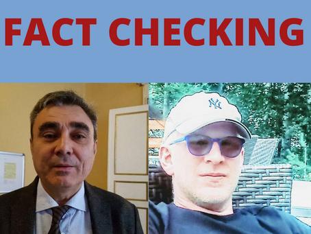 Fact checking dichiarazioni di Capitani e Mazzanti sullo sport