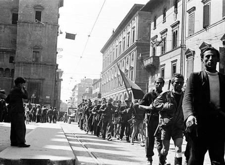 «Sembra l'inizio di un mondo nuovo» Giuliana Tomba e i giorni della Liberazione di Budrio e Bologna