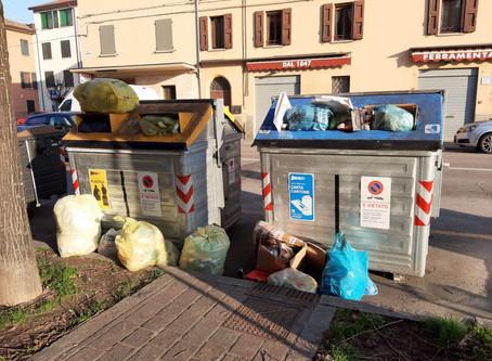 La cura Mazzanti: 100 chili di rifiuti in più a cittadino