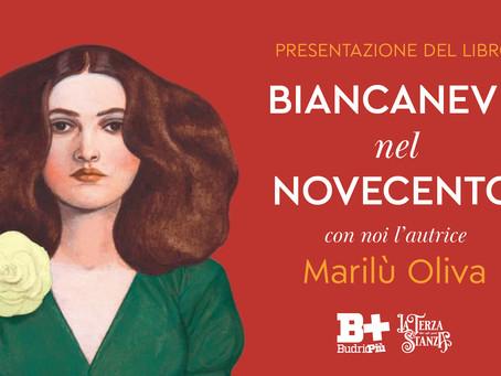 Biancaneve nel Novecento - la presentazione con Marilù Oliva