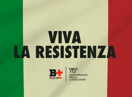 Viva la Resistenza! Le nostre iniziative per il 25 aprile