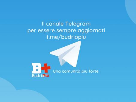 Il canale telegram di Budrio Più