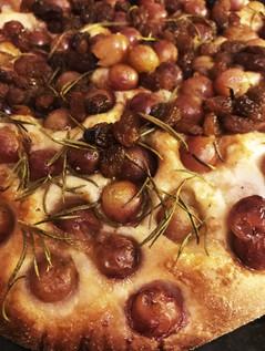 Tuscan Grape Bread