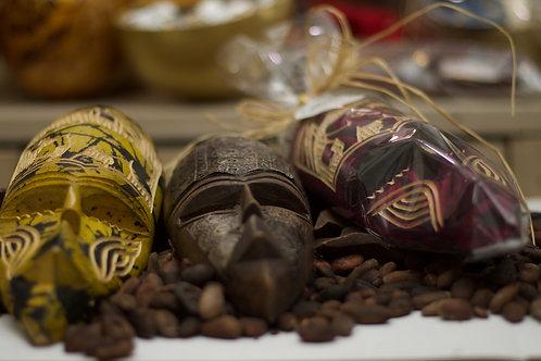 masque africain moyen