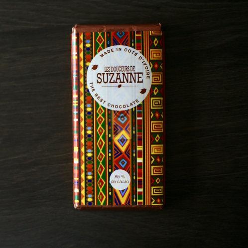 Tablette de 100gr 85% de cacao