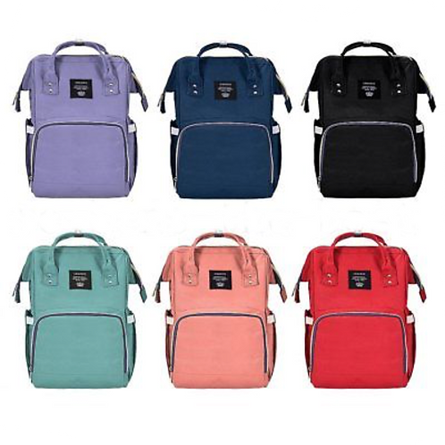 Large Backpack style changing Bag