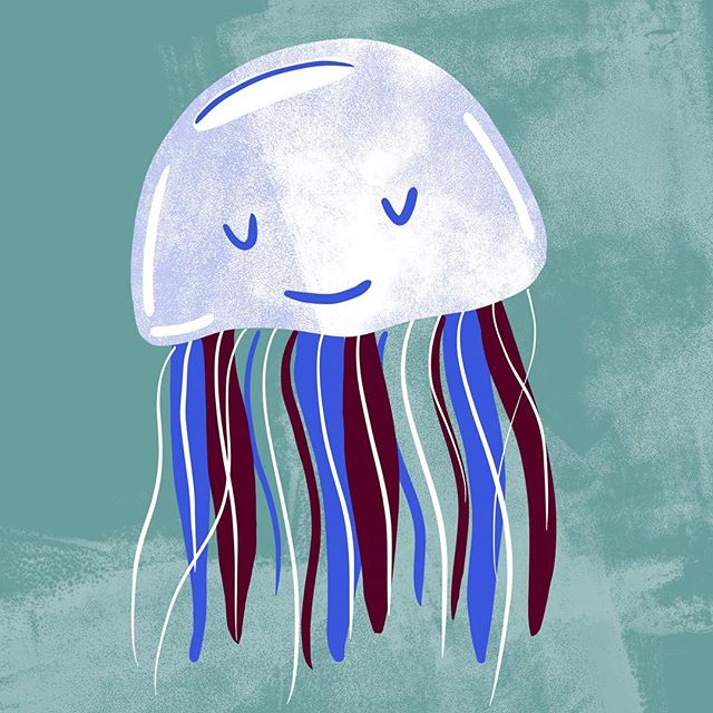 Happy Jellyfish