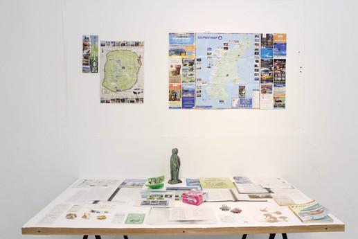 2020年 透けるレイヤー 結んだ景色 / 広島芸術センター