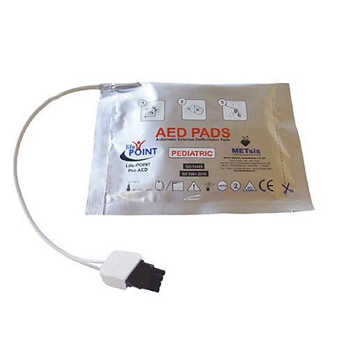 METsis Life-Point Pro Pediatric AED Replacement Pads