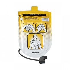 Difibtech Lifeline Adult AED Replacement Pads