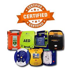 AED Defibrillator Calibration Service