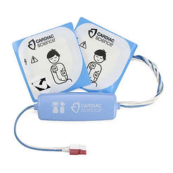 Cardiac Science Pediatric Replacement Electrode Pads