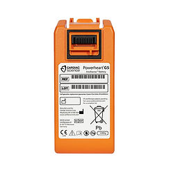 Cardiac Science Powerheart G5 AED Replacement Battery