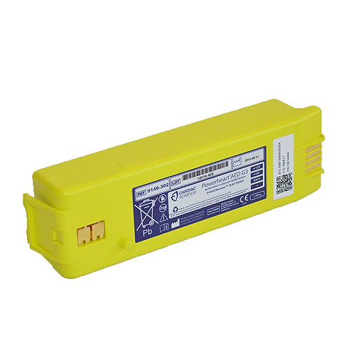 Cardiac Science Powerheart G3 AED Replacement Battery