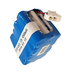 METsis LifePoint Pro AED Replacement Battery