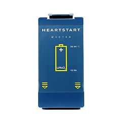Philips HeartStart OnSite, FRx AED Replacement Battery