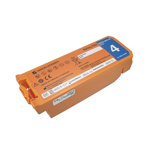 Nihon Kohden Cardiolife AED Replacement Battery SB-214VK