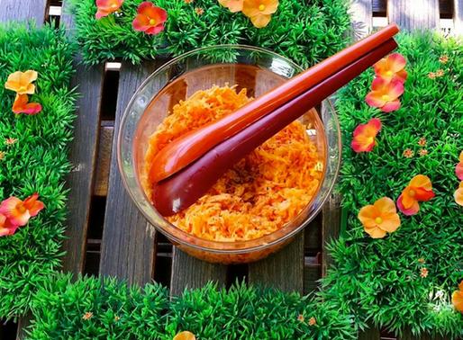 Aroma-saveurs: carottes en joie