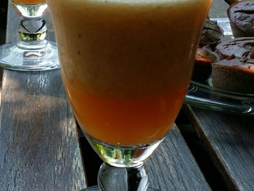 Aroma-saveur: melon-menthe, fraîcheur dans la canicule