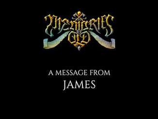 🔥⚔ A MESSAGE FROM JAMES ⚔🔥