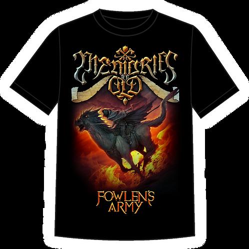 Fowlen's Army T-Shirt