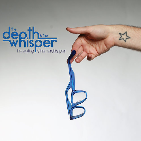 The Depth and the Whisper - Waiting is the Hardest Part - CD