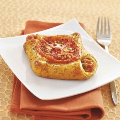 Feuilleté Provençal à la tomate