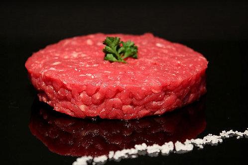 Steak haché de boeuf