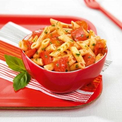 Mini penne tomate à l'italienne