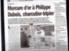 nord eclair mercure d'or pour la charcuterie philippe et yvonne sur les marchés
