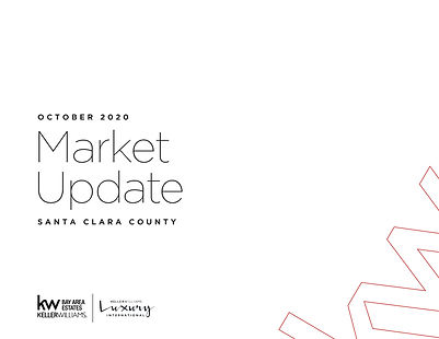 October 2020 Monthly Market Report cover