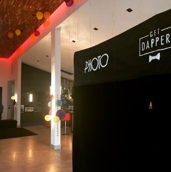 Get Dapper Photo Booths