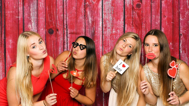 Open Air Photo booths