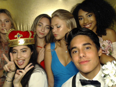 Get Dapper Prom Party